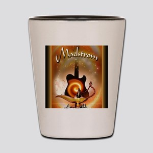 Maelstrom notecard Shot Glass